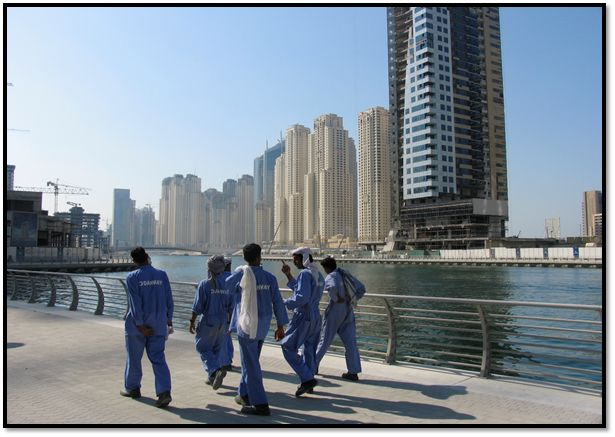 Labor in UAE - Construction Jobs
